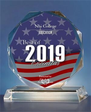 2019 Best of Encinitas Awards - Education
