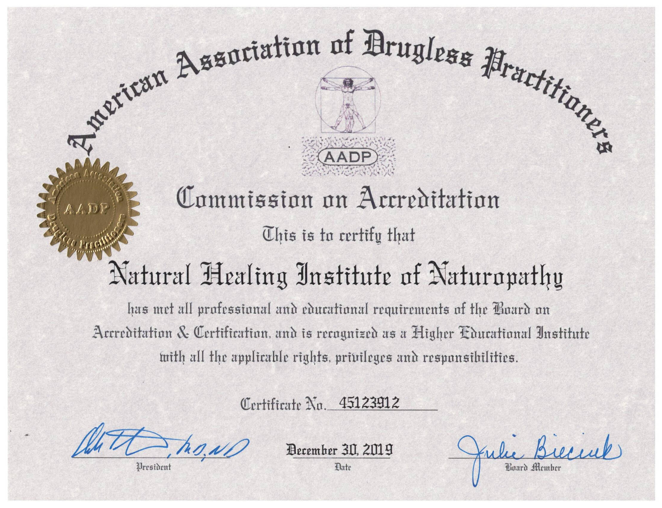 Certified Nutritionist Consultant